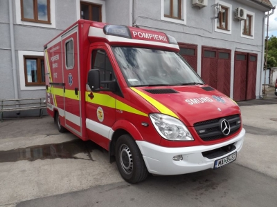 Echipamente pentru îmbunătățirea intervențiilor în situații de urgență